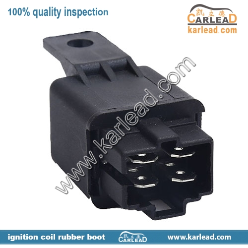 MB141980, MB399789, Volvo S40 V40 Heater Blower Fan 4-Pin Relay 12V 20A